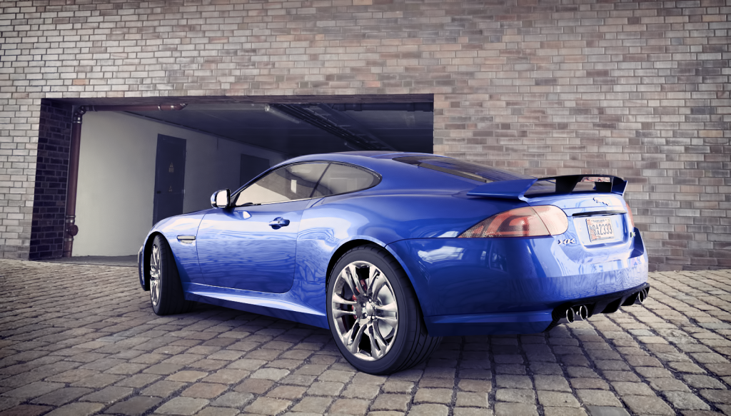 2012 Jaguar XKR-S1
