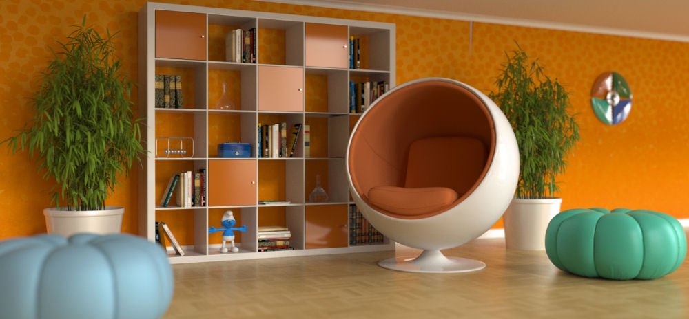 That 70's room