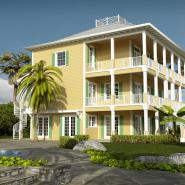 Proposed home for Vero beach, Florida. Architect Brian Loseke