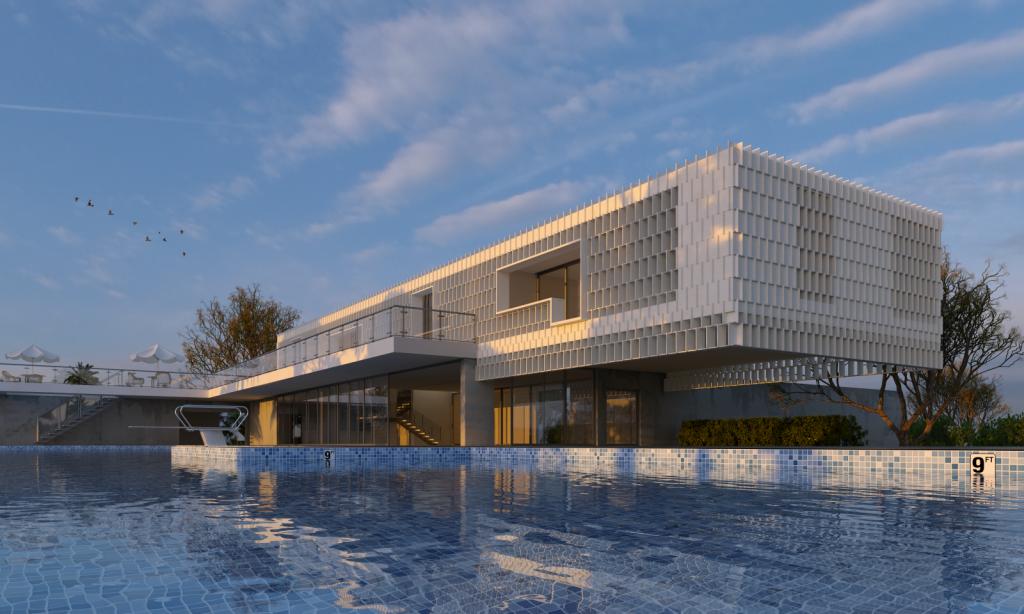 Hay Ryad villa