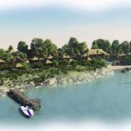 Cayman resort