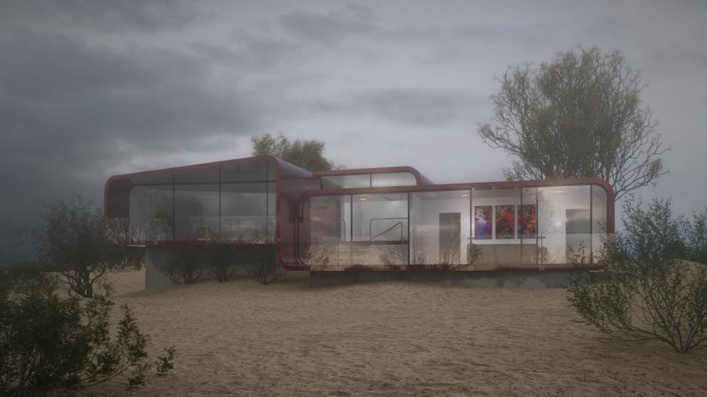 Michel Rojkind PR34  House1