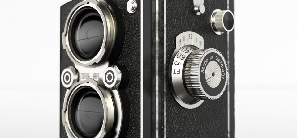 Rolleiflex Automat