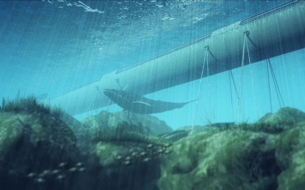 TAT underwater