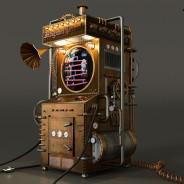 Steampunk Donkey Kong