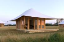 Mobile cottage